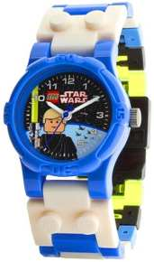 lego star wars watches azzurro