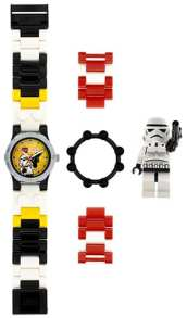 lego star wars watches contenuto