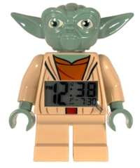 lego star wars watches sveglia Yoda