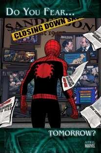Spiderman_Fear