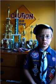 Meet Mikey, 8: U.S. Has Him on Watch List