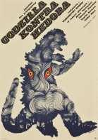 Godzilla contro il mostro di fumo (Polonia 1971)