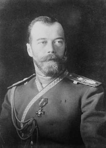 Lo Zar Nikola Romanov