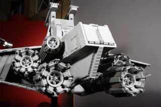 Venator Monster Lego dettagli