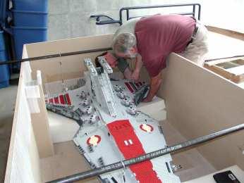 Venator Monster Lego unboxing