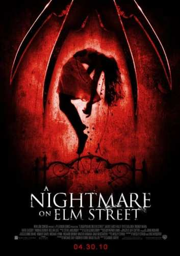 Nightmare on elm street fan made poster