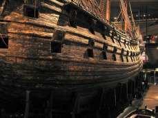 dettaglio boccaporti Vasa