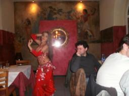 BECCATO! - Brava Giovanna - 4^ Dinner LN Milano - 12/3/2011