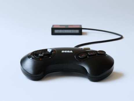Sega Mega drive 1650