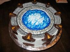 Stargate cake2
