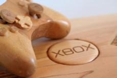 wooden xbox 2
