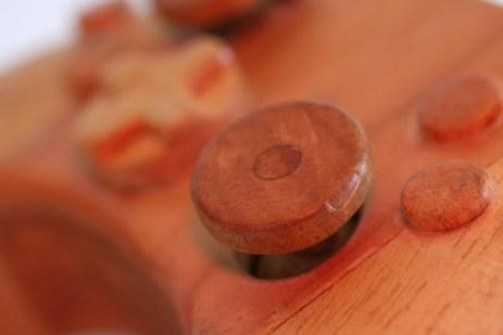 wooden xbox 21