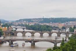 I ponti di Praga