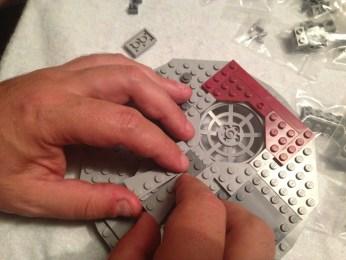Lego Star Wars 10179 Millennium Falcon UCS - 052