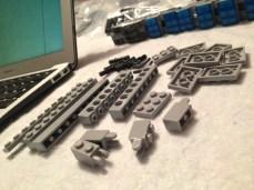 Lego Star Wars 10179 Millennium Falcon UCS - 055