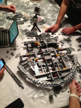 Lego Star Wars 10179 Millennium Falcon UCS - 061