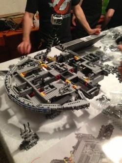 Lego Star Wars 10179 Millennium Falcon UCS - 063