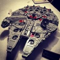 Lego Star Wars 10179 Millennium Falcon UCS - 079