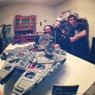 Lego Star Wars 10179 Millennium Falcon UCS - 080
