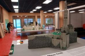Lego Minas Tirith - 008
