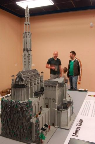 Lego Minas Tirith - 014