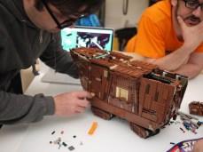 Lego Star Wars Sandcrawler UCS 75059 36