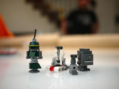 Lego Star Wars Sandcrawler UCS 75059 40