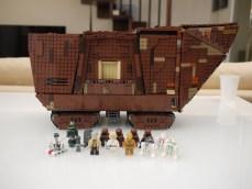 Lego Star Wars Sandcrawler UCS 75059 44