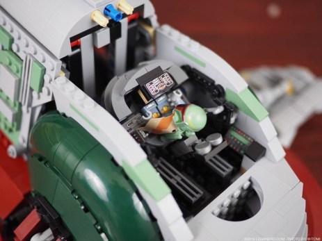 Lego Slave 1 UCS - 20