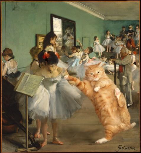 Degas-The-Dance-class-Metropolitan-cat-w