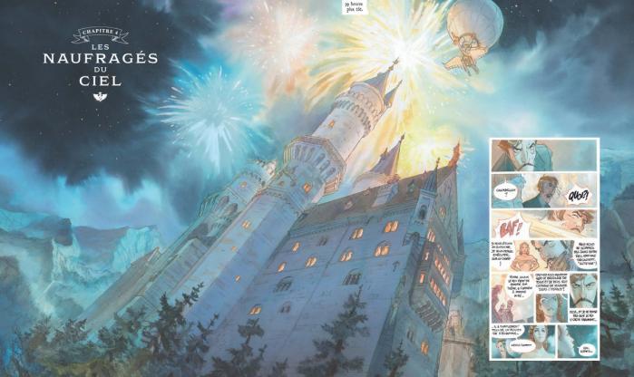 Risultati immagini per il castello nelle stelle alex alice