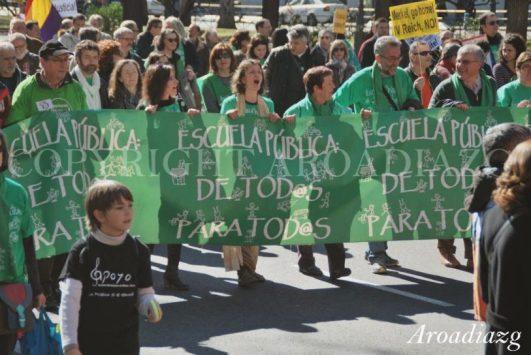 Plataforma por la Escuela Pública de Leganés