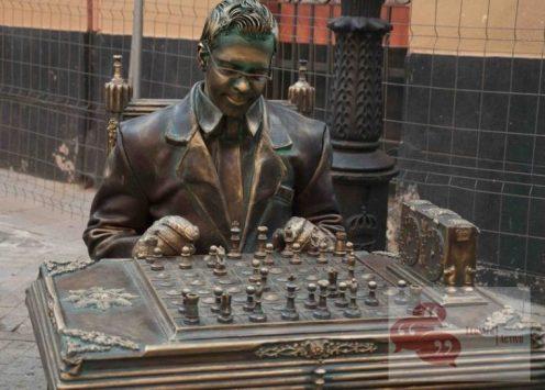 Concurso de Estatuas Humanas de Leganés