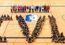 Suma de Campeones en Voleibol: dobles Campeones de Madrid alevín, Campeones de 2ª división y Campeones de España
