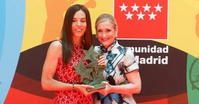 Eva Calvo premio comunidad de madrid