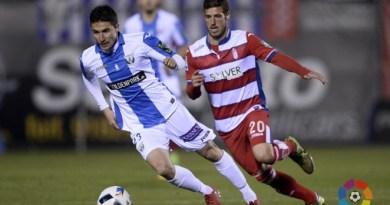 Rubén Pérez llega cedido al Leganés.