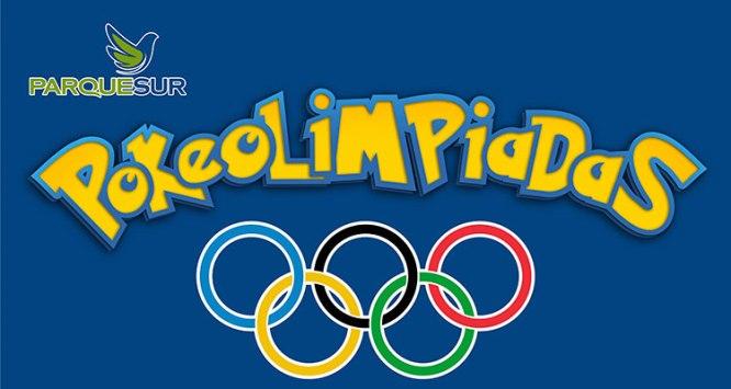 Pokeolimpiadas en Parquesur