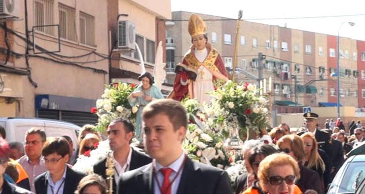 Historia de Leganés: La leyenda de San Nicasio