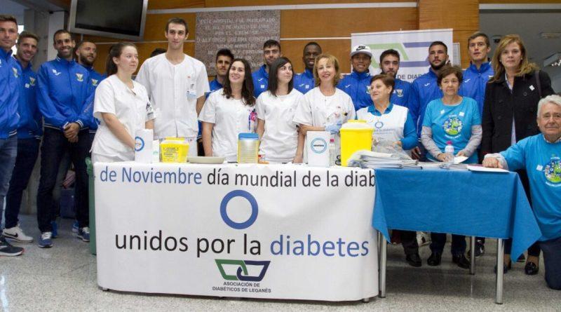 maraton donacion cd leganes