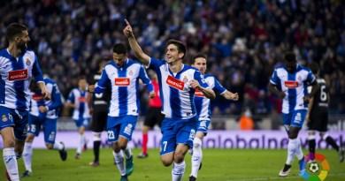 Gerard Moreno y Piatti condujeron al Espanyol a la victoria.