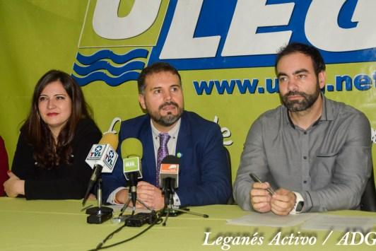 ULEG Rueda de prensa