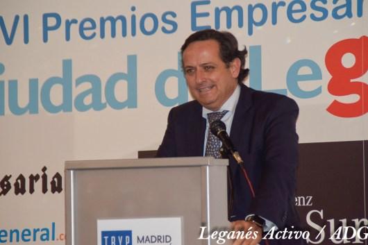 Presidente del CEIM, Juan Pablo Lázaro