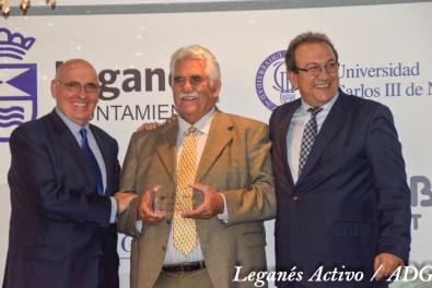 Premio 'Trayectoria empresarial' para Churrería África