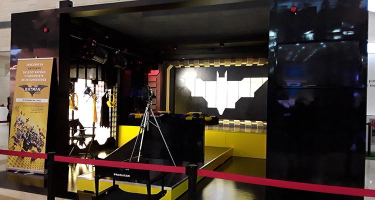 El CC Parquesur albergará la Batcueva de Lego hasta el 17 de enero