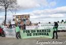El Ayuntamiento se reúne con la AVV Leganés Norte tras una multitudinaria manifestación