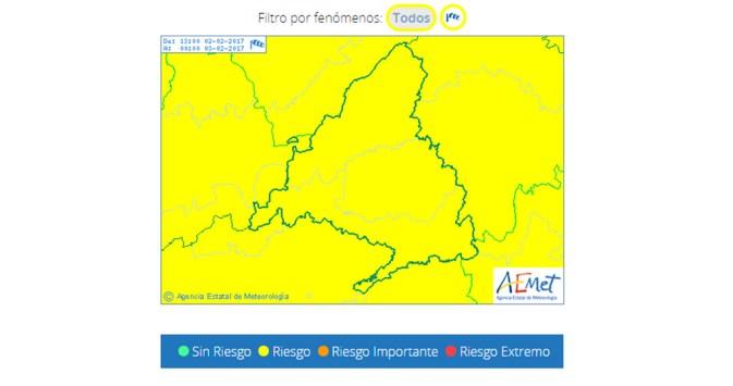 aemet-riesgo-vientos-madrid