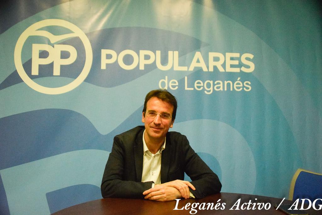 """Miguel Ángel Recuenco (PP): """"Estoy tranquilo con la gestión que hice y la de mis compañeros"""""""