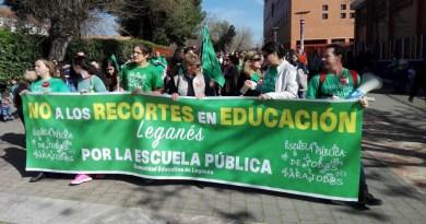 educacion publica leganes