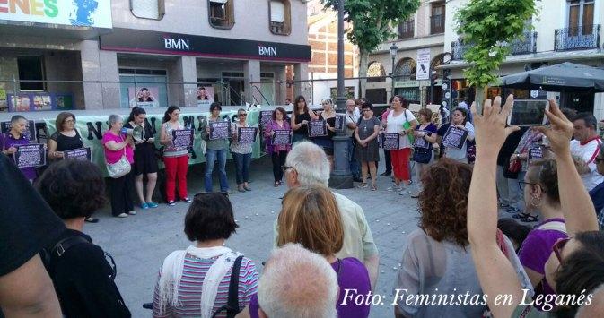 Feministas-en-Leganes-maltrato