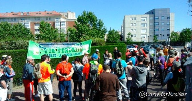 via-verde-marcha-leganes